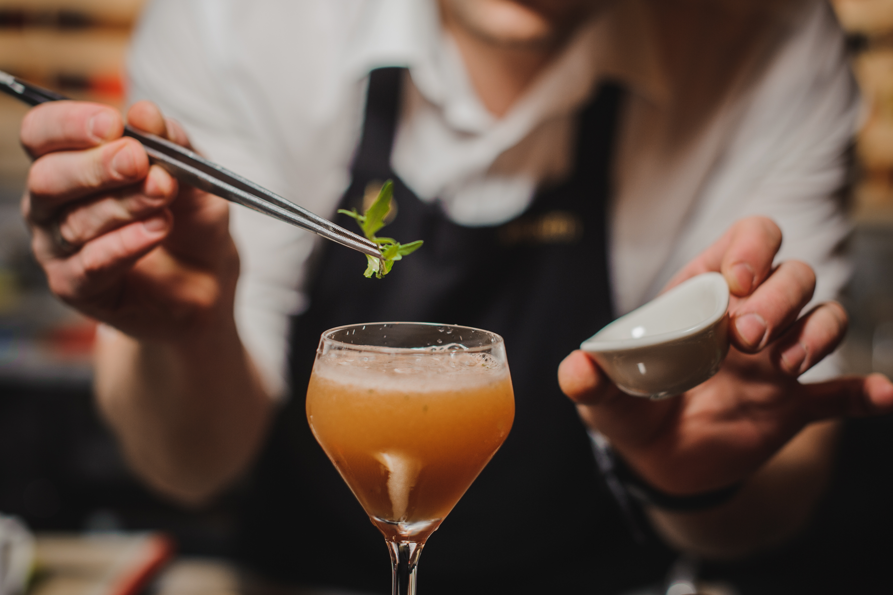 stock-photo-fresh-cocktail-with-orange-mint-and-ic